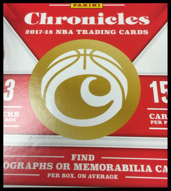 Panini America 2017-18 Chronicles Basketball QC2