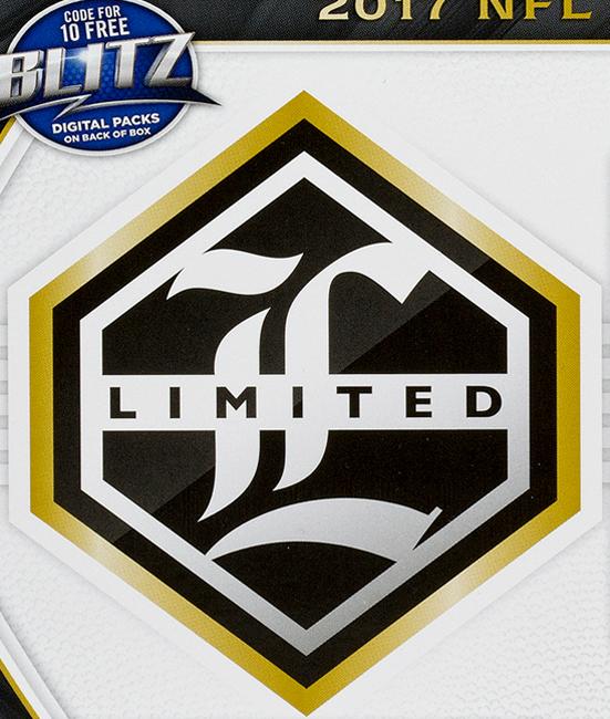 Panini America 2017 Limited Football QC1