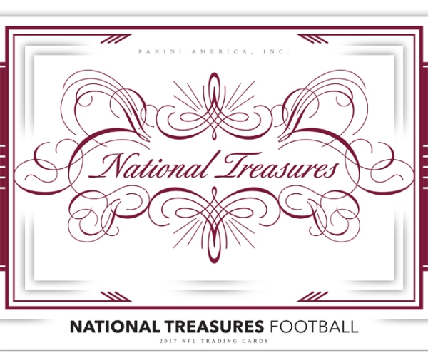 Panini America 2017 National Treasures Football Main