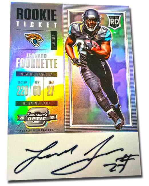 Fournette Contenders Optic SPs