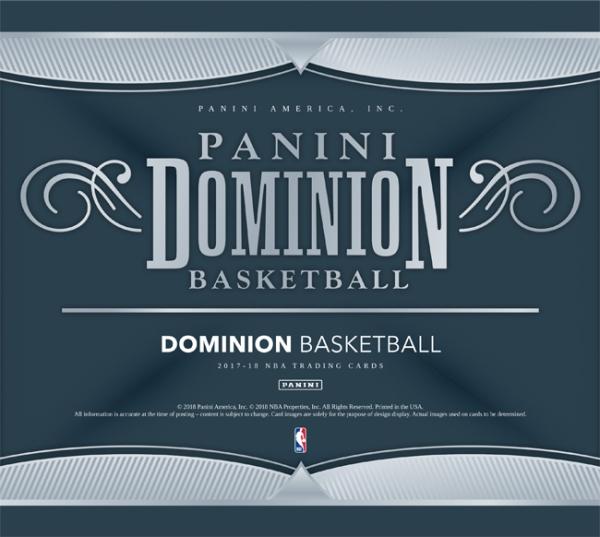 Panini America 2017-18 Dominion Basketball Main
