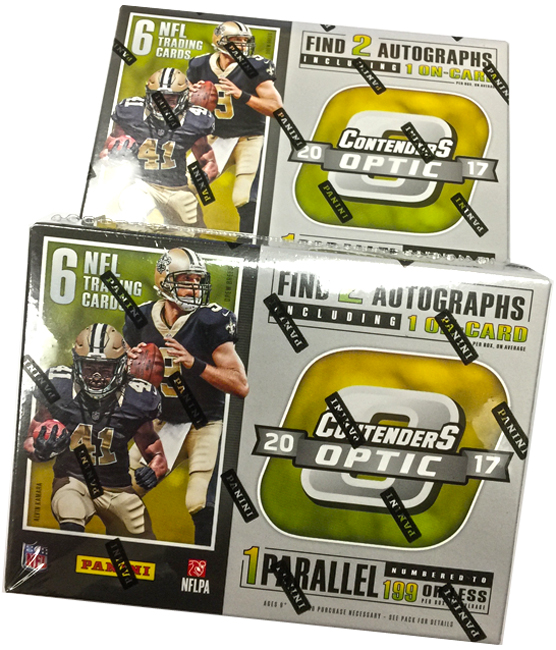 Panini America 2017 Contenders Optic Football Teaser2