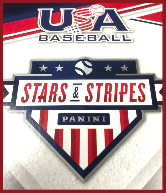 Panini America 2018 Stars & Stripes USA Baseball QC2