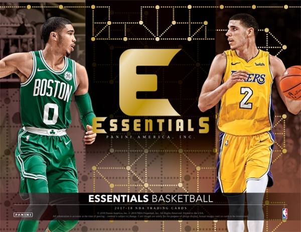 Panini America 2017-18 Essentials Basketball Main