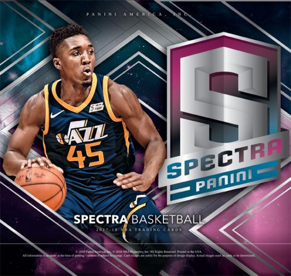 Panini America 2017-18 Spectra Basketball Main