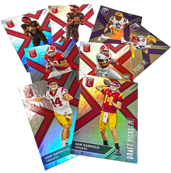 Panini America 2018 Elite Draft Picks Football SPs22