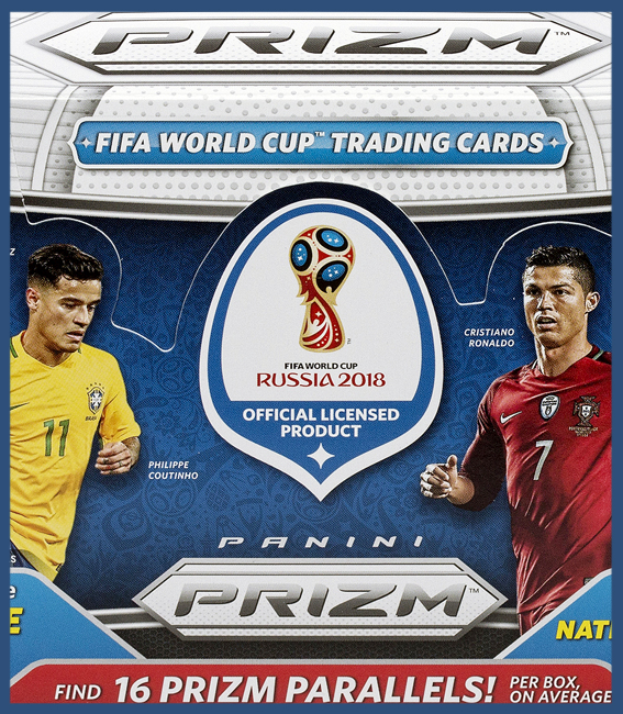 Panini America 2018 FIFA World Cup Prizm QC Gallery Main