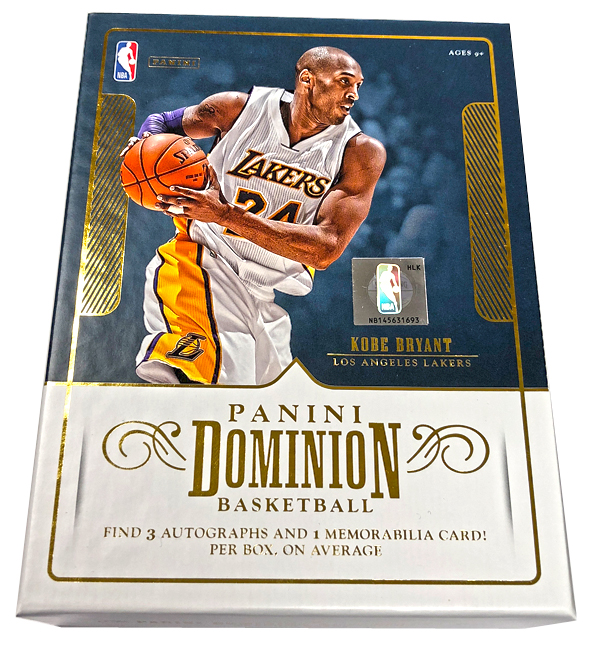 Panini America 2017-18 Dominion Basketball QC1