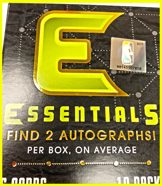 Panini America 2017-18 Essentials Basketball QC2
