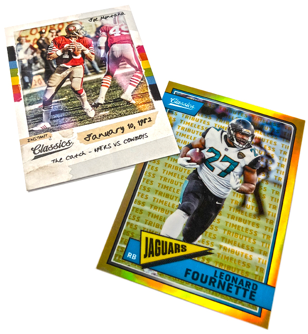 Panini America 2018 Classics Football Old and New38