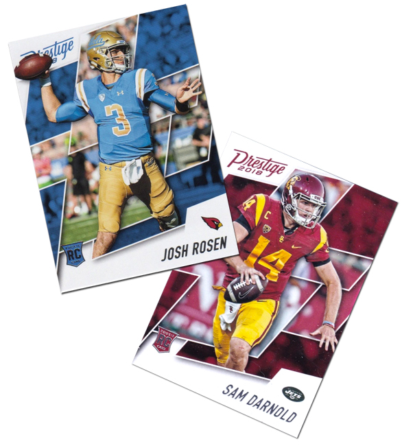 2018 Prestige Football RC SPs
