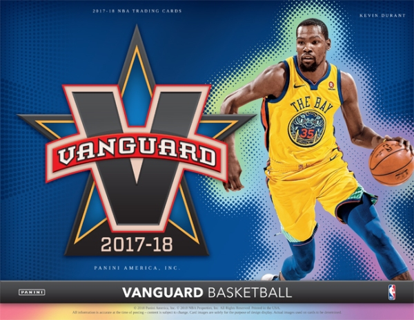 Panini America 2017-18 Vanguard Basketball Main