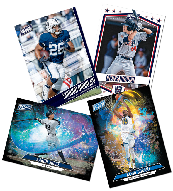 Panini America 2018 Father's Day Base Inserts Main