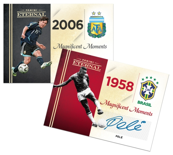 Panini Eternal World Cup Preview