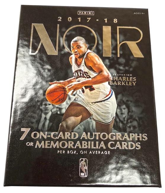 Panini America 2017-18 Noir Basketball QC Gallery1
