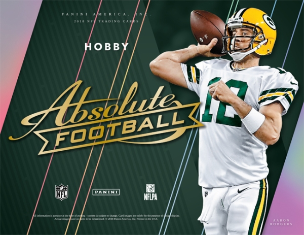 Panini America 2018 Absolute Football Main