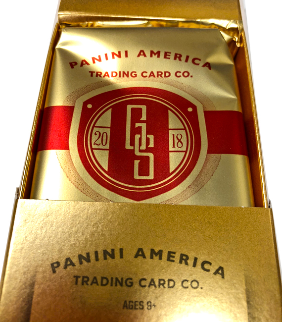 Panini America 2018 Gold Standard Football Teaser6