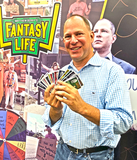 Matthew Berry's Fantasy Life Main