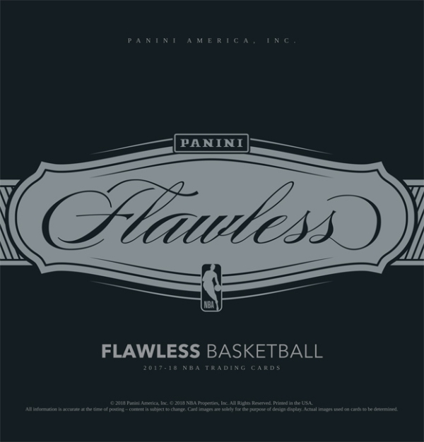 Panini America 2017-18 Flawless Basketball Main
