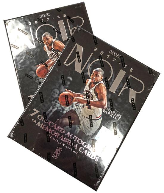 Panini America 2017-18 Noir Basketball Teaser Gallery2