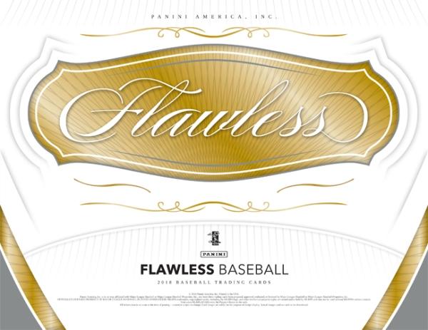 Panini America 2018 Flawless Baseball Main