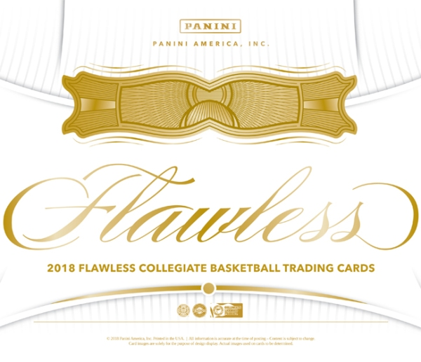 2018 Panini Flawless Collegiate Basketball