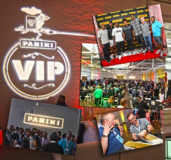 Panini America 2018 Panini VIP Party Main
