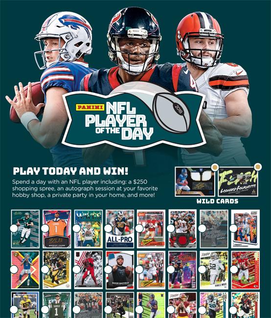 2018 NFL POD peek