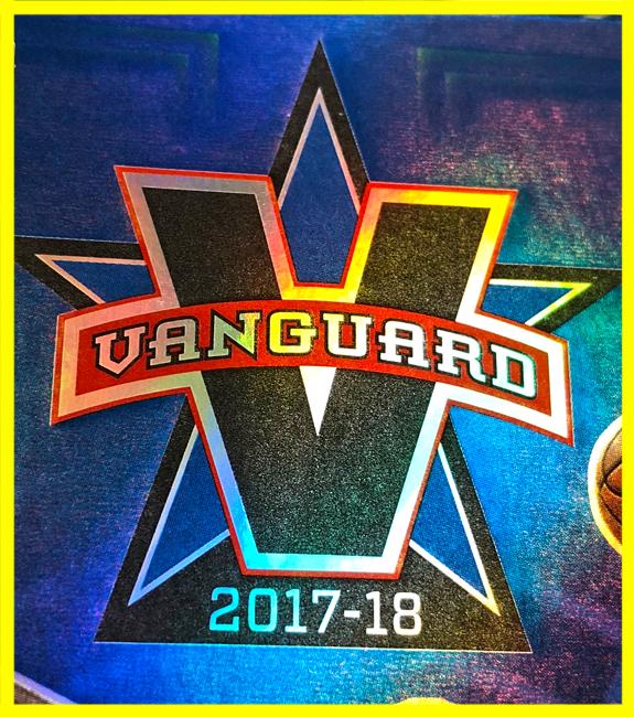 Panini America 2017-18 Vanguard Basketball QC2
