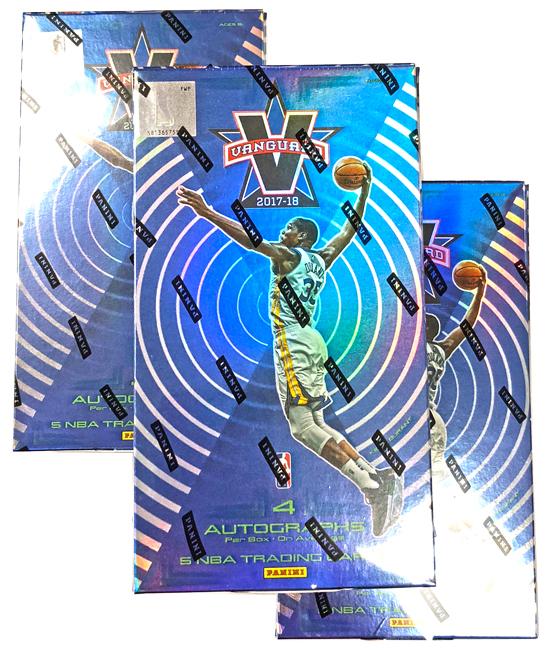 Panini America 2017-18 Vanguard Basketball Teaser1