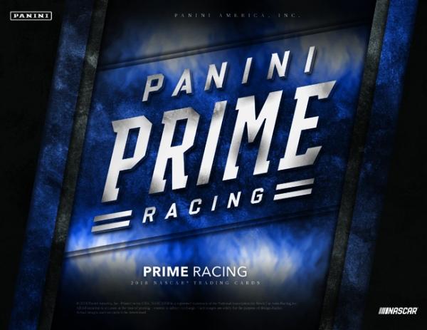 Panini America 2018 Prime NASCAR Racing Main