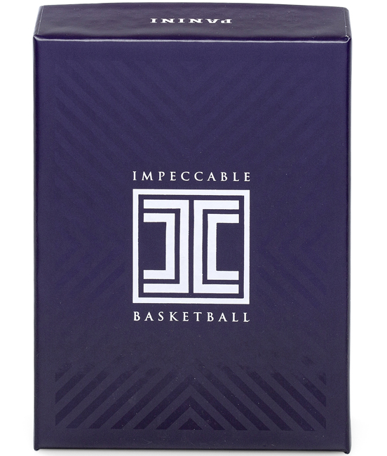 Panini America 2017-18 Impeccable Basketball QC1