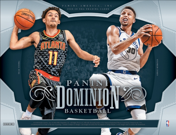 Panini America 2018-19 Dominion Basketball Main