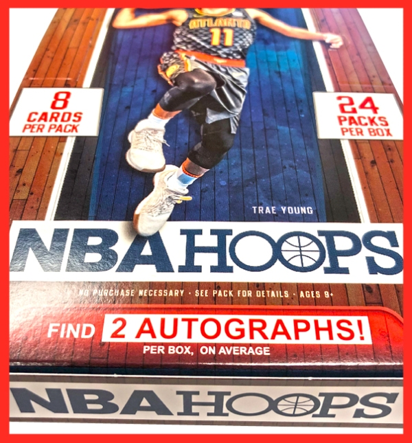 Panini America 2018-19 NBA Hoops Basketball Hobby QC2