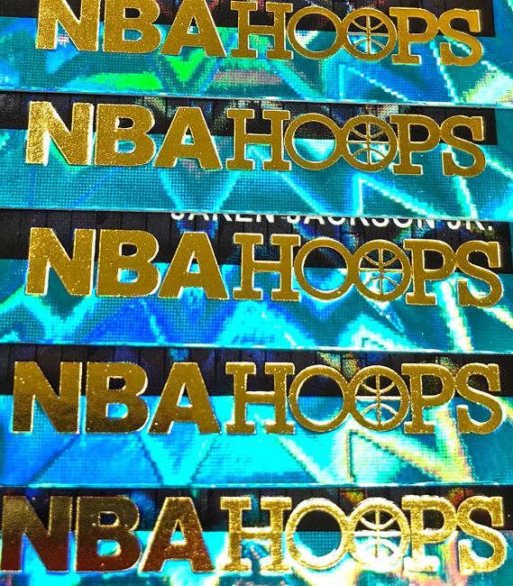 Panini America 2018-19 NBA Hoops Basketball Retail Peek53