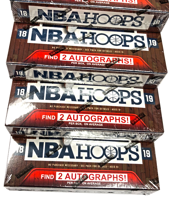 Panini America 2018-19 NBA Hoops Basketball Teaser4