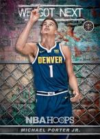 Panini America 2018-19 NBA Hoops We Got Next 14