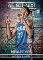 Panini America 2018-19 NBA Hoops We Got Next 16