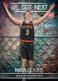Panini America 2018-19 NBA Hoops We Got Next 19