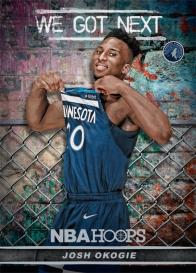 Panini America 2018-19 NBA Hoops We Got Next 20