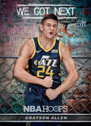 Panini America 2018-19 NBA Hoops We Got Next 21