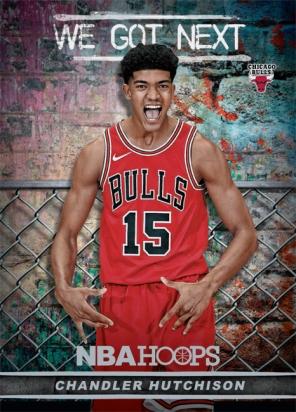 Panini America 2018-19 NBA Hoops We Got Next 22
