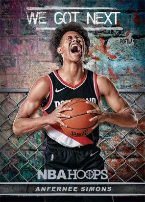 Panini America 2018-19 NBA Hoops We Got Next 24
