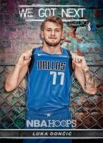 Panini America 2018-19 NBA Hoops We Got Next 3