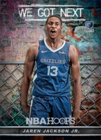 Panini America 2018-19 NBA Hoops We Got Next 4