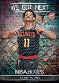 Panini America 2018-19 NBA Hoops We Got Next 5