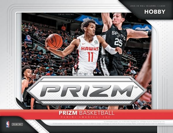 Panini America 2018-19 Prizm Basketball Main