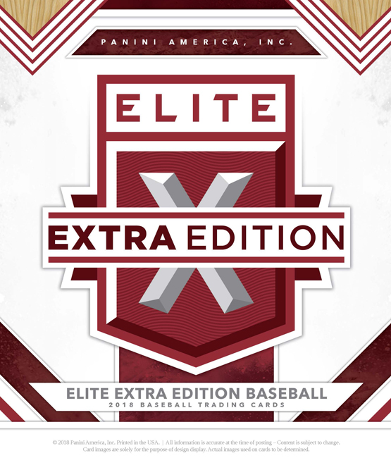 Panini America 2018 Elite Extra Edition Baseball Main
