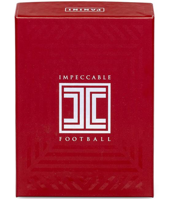 Panini America 2018 Impeccable Football QC Gallery1
