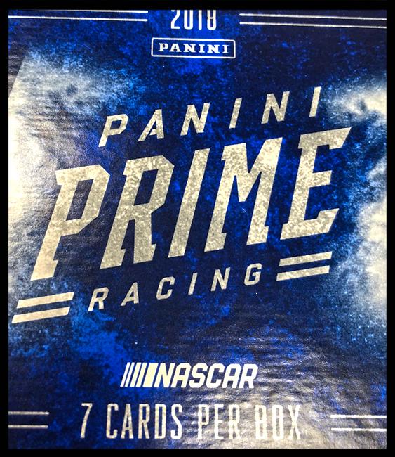 Panini America 2018 Prime Racing QC4